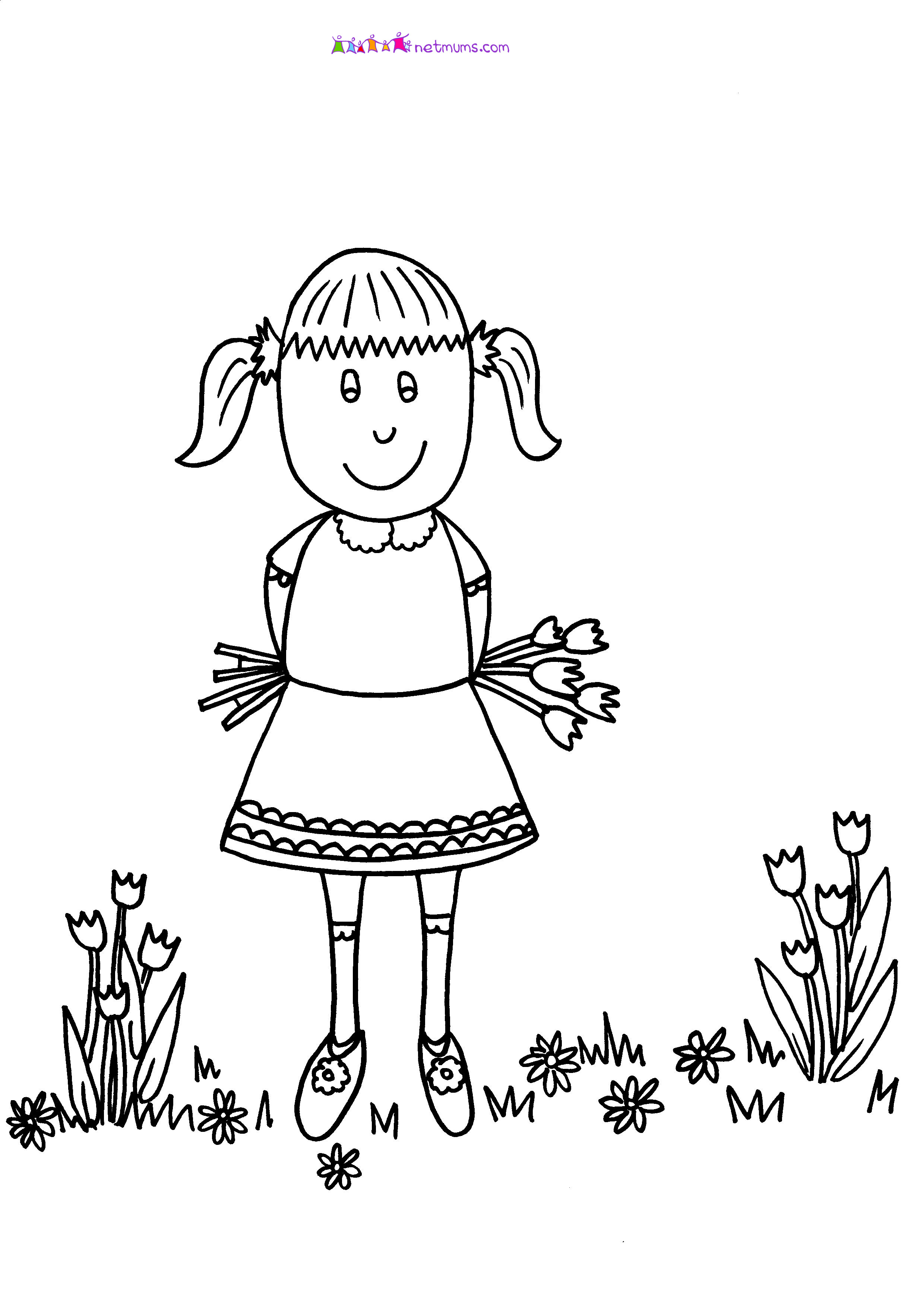need childrens coloring pages - photo#11