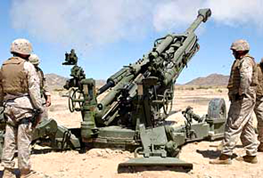Indian Army Weapons Names