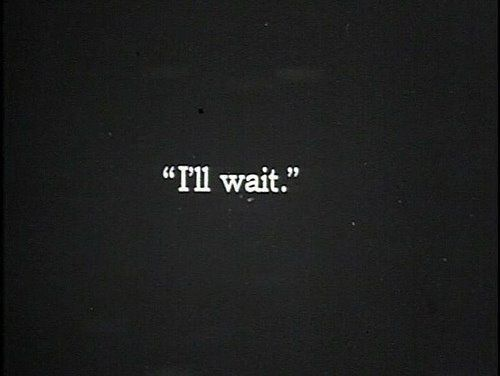 quotes about waiting
